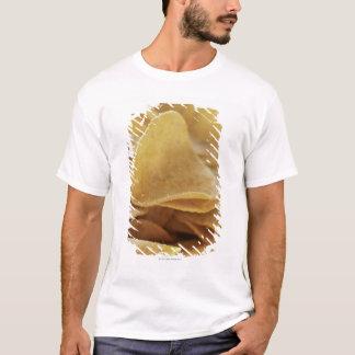Tortilla chips in wooden bowl T-Shirt