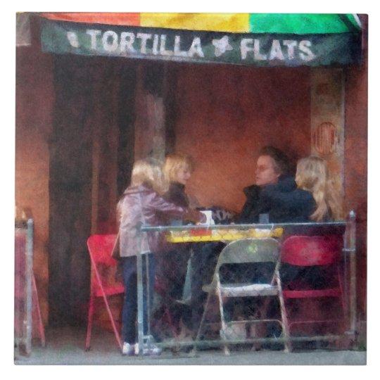 Tortilla Flats Greenwich Village Tile