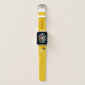 Tortilla Sandwich Wrap Apple Watch Band