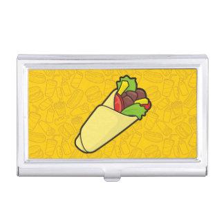 Tortilla Sandwich Wrap Case For Business Cards