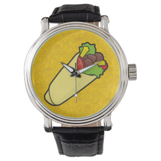Tortilla Sandwich Wrap Watch