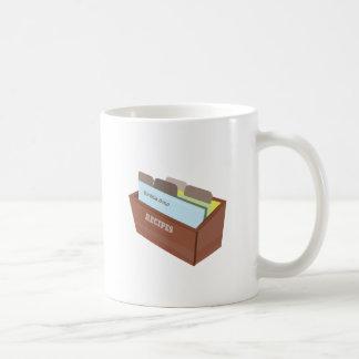 Tortilla Soup Classic White Coffee Mug