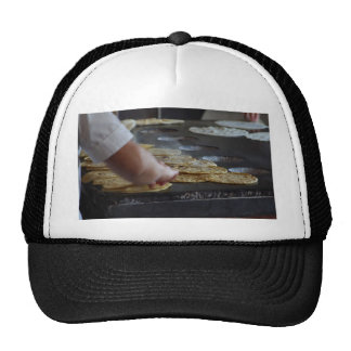 Tortillas Being Made In Old Town San Diego Trucker Hat