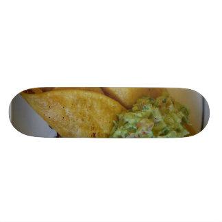 Tortillas del Guacamole de Flautas Monopatín Personalizado