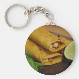 Tortillas Flautas Llaveros Personalizados