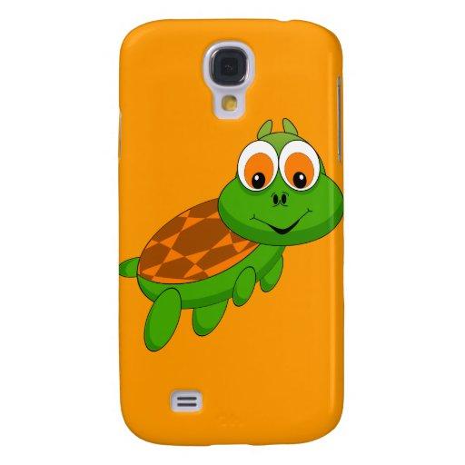 tortluga_Vector_Clipart Galaxy S4 Cover