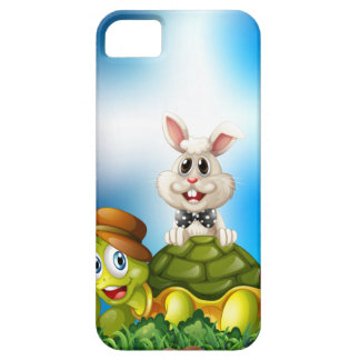 Tortoise and hare iPhone SE/5/5s case