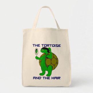 Tortoise and the Hair Tote