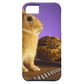 Tortoise and the hare iPhone SE/5/5s case