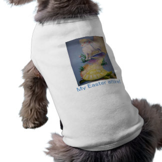 tortoise and the hare painting by Gwen Billips Shirt