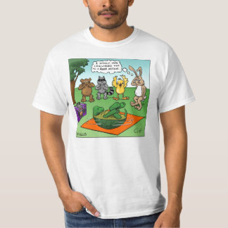 Tortoise and the Hare Revisted Shirts