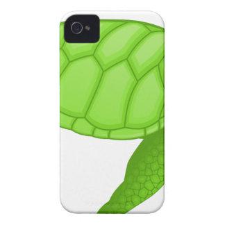 Tortoise Cartoon iPhone 4 Case-Mate Case