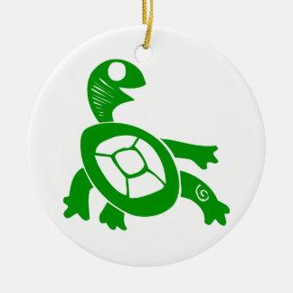 Tortoise Ceramic Ornament