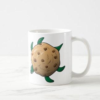Tortoise cookie coffee mug
