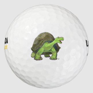 Tortoise Gifts & Accessories Golf Balls