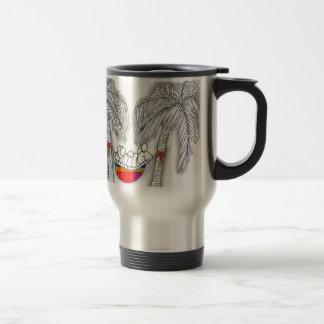 Tortoise Hammock Travel Mug