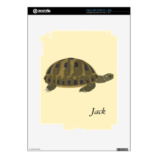 Tortoise iPad 2 Skin