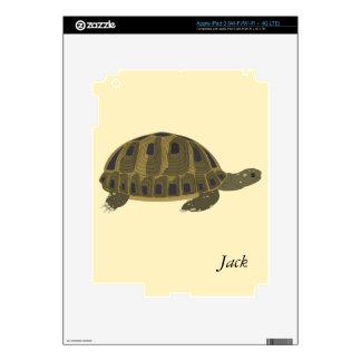 Tortoise iPad 3 Decal