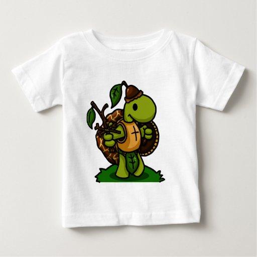 Tortoise Knight Baby Tee