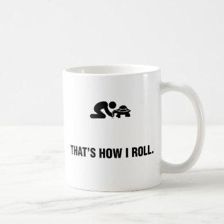 Tortoise Lover Classic White Coffee Mug