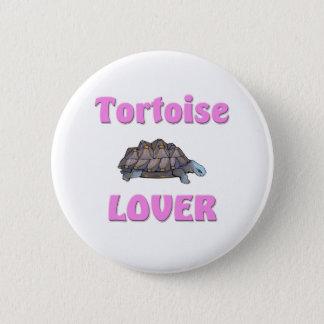 Tortoise Lover Pinback Button