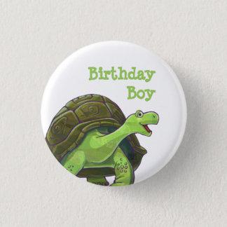Tortoise Party Center Button