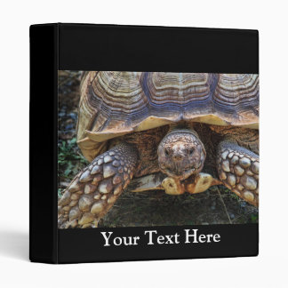 Tortoise Photo 3 Ring Binder
