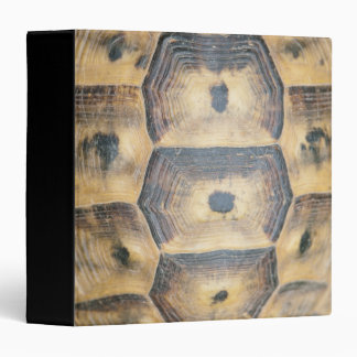 Tortoise Shell Pattern 3 Ring Binder