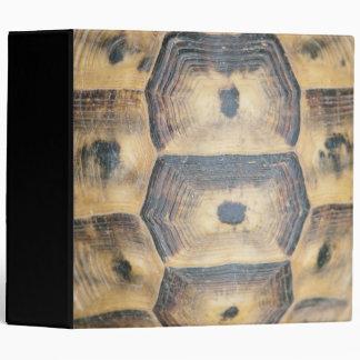 Tortoise Shell Pattern Binder