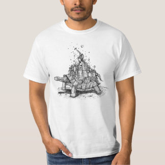 Tortoise Town T-shirt