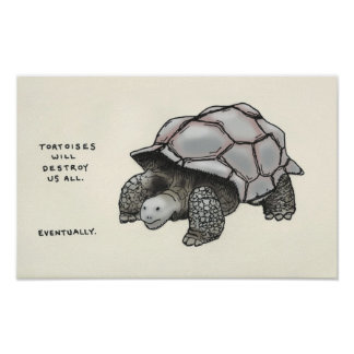 tortoise trivia print