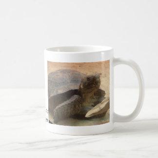 Tortoise Turtle - Staten Island Zoo  CricketDiane Coffee Mug