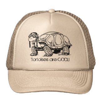 Tortoises are COOL! Hat