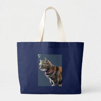 Tortoiseshell Jumbo Tote Bag