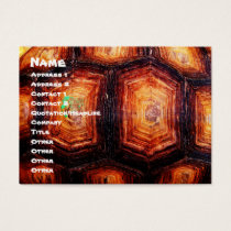 Tortoiseshell Business Card