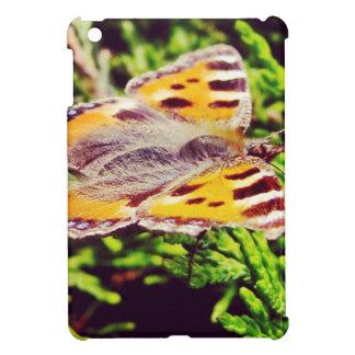 Tortoiseshell butterfly case for the iPad mini