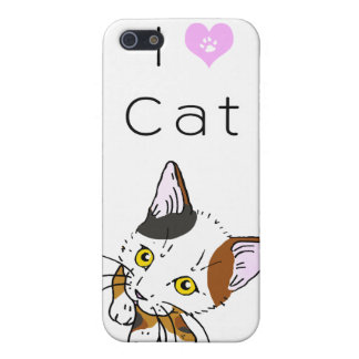 Tortoiseshell cat (三毛猫) case for iPhone SE/5/5s