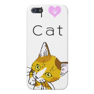 Tortoiseshell cat (三毛猫) covers for iPhone 5