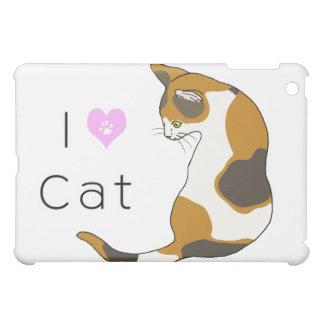 tortoiseshell cat case for the iPad mini