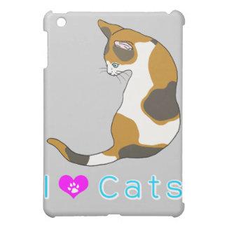 tortoiseshell cat iPad mini covers