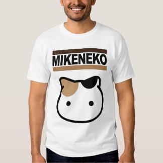 Tortoiseshell cat of bearing building/MIKE NEKO/BA Tee Shirt