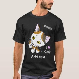 Tortoiseshell cat (tortoiseshell cat) T-Shirt