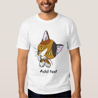 Tortoiseshell cat (tortoiseshell cat) t shirt
