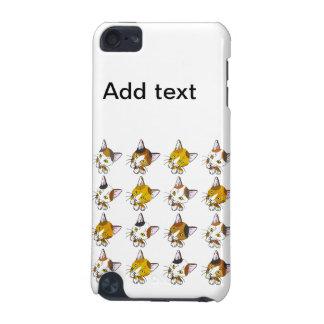 Tortoiseshells , tabby cats (三毛猫) iPod touch (5th generation) case