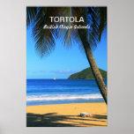 Tortola, British Virgin Islands poster
