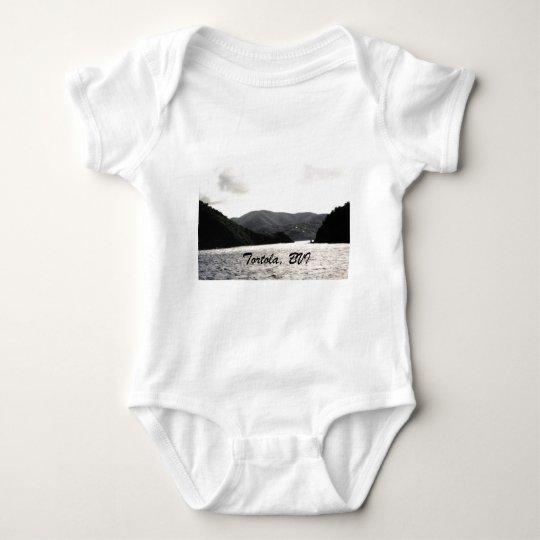 Tortola, BVI Baby Bodysuit