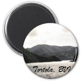 Tortola, BVI Fridge Magnet