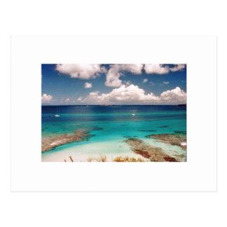 Tortolla BVI, del Caribe Postales