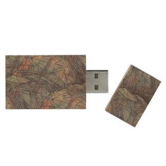 Tortouse Shell 3.0 Maple Wood USB Wood Flash Drive