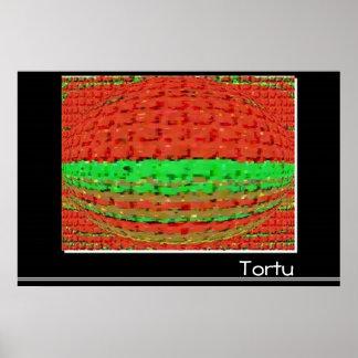 Tortu Posters